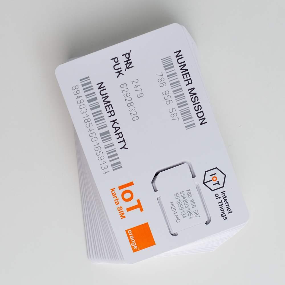Karty Usim M2m Orange Partner